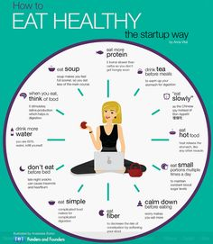 How to be a health freak