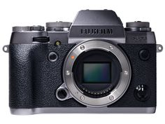 Amazon.com : Fujifilm X-T1 16 MP Compact System Camera with 3.0-Inch LCD (Body Only) (Graphite Silver & Weather Resistant) : Camera & Photo