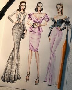The Effective Pictures We Offer You About fashion sketches jacket A quality picture can tell you man Fashion Figure Drawing, Fashion Drawing Dresses, Fashion Illustration Dresses, Fashion Illustration Vintage, Fashion Illustrations, Dress Design Sketches, Fashion Design Sketchbook, Fashion Design Drawings, Art Sketchbook
