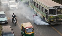 World's Most Polluted City Plans Odd/Even Cars on Alternate Days - Bloomberg Business