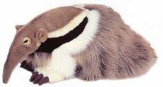 "Tapir and Friends Animal Store (Realistic Stuffed Animals and Plastic Animals): 22"" stuffed anteater by Fiesta"