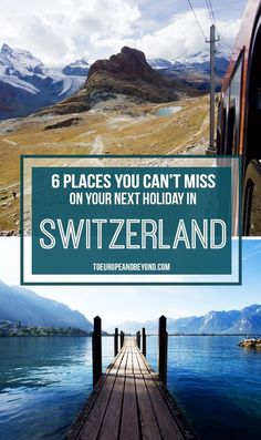 My Grand Tour of Switzerland: 6 Stops I Recommend via @marievallieres