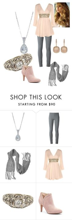 """""""Anastasia"""" by summerblu ❤ liked on Polyvore featuring Haider Ackermann, Lalù, Vintage, Sole Society and Astley Clarke"""