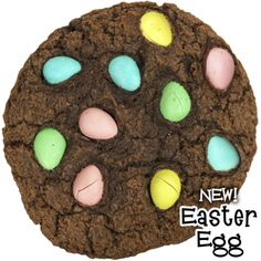 Customers can buy and send gourmet cookies. Yo' Dough provides cookie delivery services all Canada and the USA. Cookie Delivery, Gourmet Cookies, Easter Eggs, Chocolate, Breakfast, Desserts, Food, Morning Coffee, Tailgate Desserts