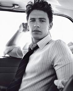 James Franco - Hot! Reminds me of James Dean