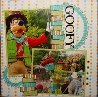 A Project by Scrappin Amy from our Scrapbooking Gallery originally submitted 03/07/07 at 02:46 AM