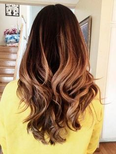 New Stylish Ombre Hair Highlights to Try | Nail Art, Hairstyles & Beauty Tips