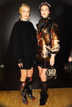 Dolce & Gabbana MFW 2012