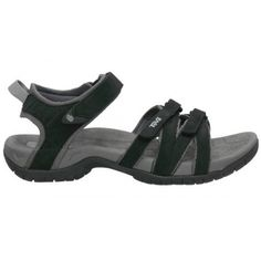 Teva Women Tirra Leather Black