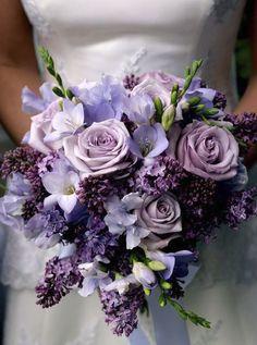 Svatební kytice (Wedding boquet).