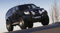 Nissan frontier arctic trucks fender flares #8