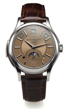 Patek Philippe Ref. 3974 Minute Repeating Perpetual Calendar in Platinum