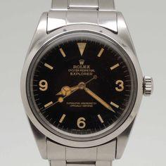 Rolex Explorer (Ref. 1016)