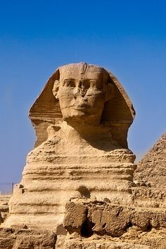 Sphinx Egypt CHECK IT OFF In 1989 I explored the Giza Plateau and was able to walk right up and touch the ancient stone. The tail! I had never seen it in photos.