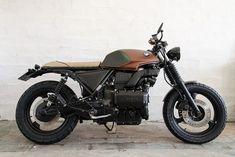 "BMW K 75 S ""LA DIABOLICA"" - Motociclette Bottega Bastarda Cafe Racers, Scrambler, Bmw, Motorcycle, Vehicles, Motorcycles, Car, Motorbikes, Choppers"