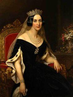 Princess Josephine of Leuchtenberg, Queen consort of Sweden and Norway