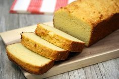 In The Kitchen With Honeyville: Coconut Almond Bread