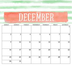December 2019 Calendar Tumble 12 Best Calendar templates images in 2018