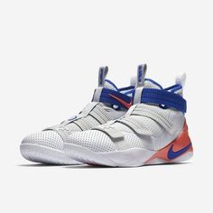 9c1a8f7e3d2d ... best nike lebron soldier xi sfg 897646 101 white blue infrared mens  basketball shoes daef2 f24d7