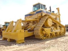 Caterpillar D11R Crawler Dozers for Sale :: Construction Equipment Guide