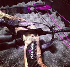 Bowtech Carbon Rose women's bow