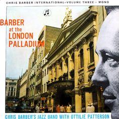 Chris Barber, this time really at London Palladium.