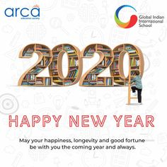 We wish you and your family a very Happy and Prosperous New Year. Holistic Education, Science Week, Leadership Qualities, Republic Day, School Building, Graduation Day, International School, Positive Attitude, School Fun
