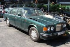images of scrap rolls royces and bentleys | Douglas Valley Breakers