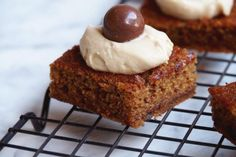 "I feel a bit guilty about this recipe because it's so good and I've been ""sitting"" on it for so long. I haven't been keeping it to myself deliberately, because this re… Lactose Free Recipes, Tea Recipes, Sweet Recipes, Baking Recipes, Cake Recipes, Snack Recipes, Recipies, Snacks, Easy Desserts"
