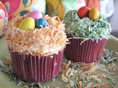 Receitas - From our home to yours - Português: Cupcakes de Páscoa