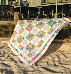 Can I Get A Whoop Whoop?  2! And Giveaway Winners! And A Quilt Top!
