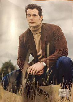 Henry Cavill by Men's Fitness edição de Setembro!! #Superman #AlwaysHenryCavillBrasil
