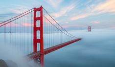 Golden Gate Spencer by Kiran Kasamsetty on Outdoor Photography, Amazing Photography, Landscape Photography, Places Around The World, Around The Worlds, San Francisco Airport, Camera Cover, Mission Beach, San Fransisco