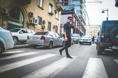 Baku Fashion  Photo by : İbrahim Əzizzadə