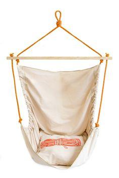 Hamac Urbain Design : de magnifiques hamacs conçus à partir de cordes et harnais recyclés