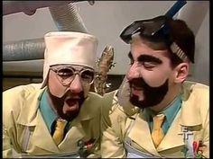 In the original TV Show for children Castelo Ra-Tim-Bum, in 1994.