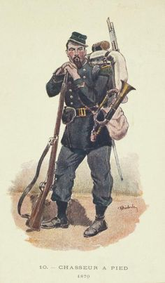 Chasseur 1870