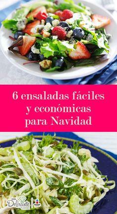 Cooking Recipes, Healthy Recipes, Cancun, Salads, Recipies, Healthy Eating, Food, Avocado Salad, Healthy Food