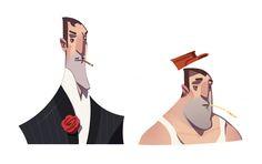 Gentlemen. by larolaro on deviantART