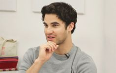 "Would you rather be sexually attracted to fruit or have Cheetos dust permanently on your fingers? | Darren Criss Plays ""Would You Rather?"""