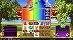 Rainbow Riches Drops of Gold Slot ᐈ Claim a bonus or play for free! Margarita, Bubble, Game Mobile, Las Vegas, Lunch Boxe, Slot Machine Cake, Cars 1, Behance, Video Background