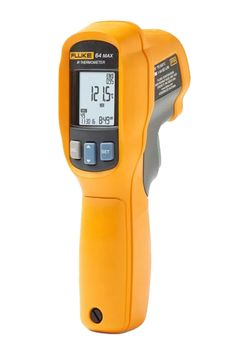 The Fluke 64 MAX thermometer was designed and tested to survive a 3 meter drop. Accurate lightweight and compact