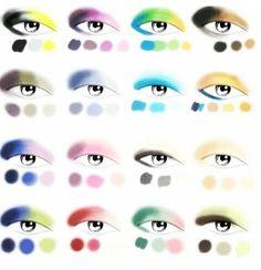 Eyeshadow for your eyes