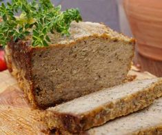 Pieczeń rzymska wg. Magdy Gessler Easy Cooking, Meatloaf, Banana Bread, Desserts, Recipes, Food, Tailgate Desserts, Deserts, Recipies