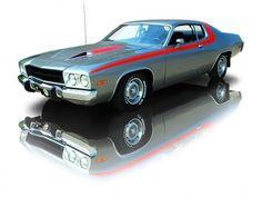 1974 Plymouth Road Runner GTX 440 Magnum