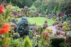 Upper Garden Summer | English garden for all seasons. Winner… | Flickr