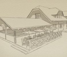 Guest-house SILEO, architecture by Artlandi