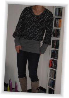 emmas Reihgarn: Shirt Bettina von Schnittchen