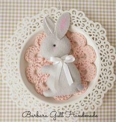 Barbara Handmade...: Felt for Easter