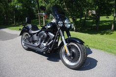 eBay: 2012 Harley-Davidson Softail 2012 Harley Davidson Fatboy Lo #harleydavidson